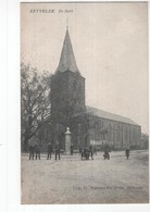 Belgie - Ertvelde - De Kerk - 1908 - Belgien