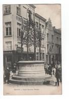 Belgie - Anvers - Puits Quentin Metsys - 1908 - Belgien
