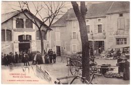 LIMOGNE - Marché Aux Grains . - France