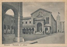 2b.401.  FERRARA - Piazzetta S. Anna - 1942 - Ferrara