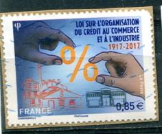 France 2017 - YT 5132 (o) Sur Fragment - Francia