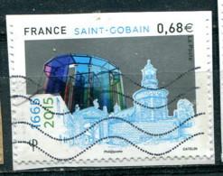 France 2015 - YT 4984 (o) Sur Fragment - Francia