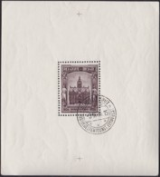 Belgie     .    OBP   .   Blok  5   (2 Scans)        .      O      .       Gebruikt  .   /    .    Oblitéré - Blocks & Sheetlets 1924-1960