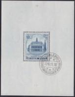 Belgie     .    OBP   .   Blok  6   (2 Scans)        .      O      .       Gebruikt  .   /    .    Oblitéré - Blocks & Sheetlets 1924-1960