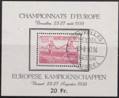 Belgie     .    OBP   .   Blok   29          .      O      .       Gebruikt  .   /    .    Oblitéré - Blocks & Sheetlets 1924-1960