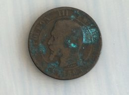 France 10 Centimes 1856 MA - France