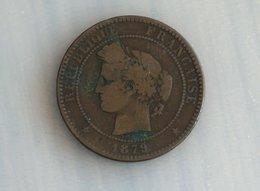 France 10 Centimes 1879 A - France