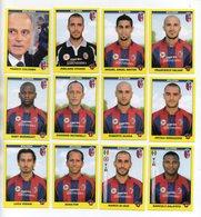 Figurine Calciatori 2009/2010 - BOLOGNA - Lotto Nr. 12 Figurine - Edizione Panini 2010 - (FDC21029) - Panini