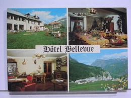 05 - VILLAR D'ARENE - HOTEL RESTAURANT BELELVUE - ETAT NEUF - Autres Communes