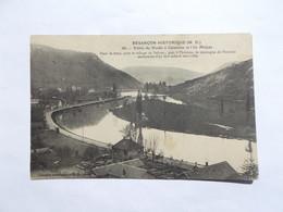 Vallée Du Doubs A Casamène Et L'Ile Malpas - Besancon