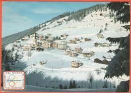 Cartoline - Tematica - Sport Invernali - 1969 - 25 Siracusana - Dolomiti - S. Cristina, Campionati Del Mondo Sci Alpino - Wintersport