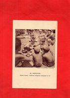 G0104 - INDOCHINE - Scène Locale - Enfants Indigènes Mangeant Le Riz - China