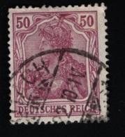 1920 Germania Mi DR 146 I Yt DR 124 Sg DR 145a - Deutschland