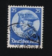 1933 12. Apr. Reichstag Potsdam Mi DR 481 Sn DE 400 Yt DR 469 Sg DR 492 - Used Stamps