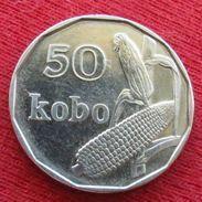 Nigeria 50 Kobo 2006 UNCºº - Nigeria