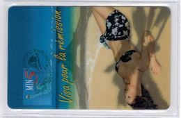 Top Collection - First Telecom - 5 Mn - Plage - Voir Scans - Francia