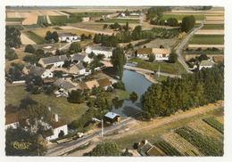 21 – SAINTE-MARIE-LA-BLANCHE : Le Bas Du Pays Et La Mare – Vue Aérienne N° 431-32 - Autres Communes