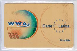 Top Collection - Ancienne Carte 1998/1999 - WWA Carte Latina 75 Unités - Voir Scans - Francia
