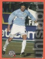 Cartoline - Tematica - Calcio - Dino Baggio - SS Lazio - Uhlsport - Not Used - Fútbol