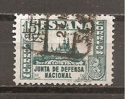 España/Spain-(usado) - Edifil  806 - Yvert 570 (o) - 1931-50 Used