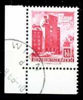 ÖSTERREICH DAUSERSERIEN BAUWERKE Nr 1178b Gestempelt ECK X2F75BA - 1945-60 Used