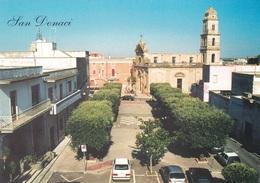 (A274) - SAN DONACI (Brindisi) - Piazza Pio XII - Brindisi