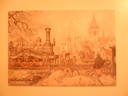 Carte Postale / Illustrateur Anton PIECK - Pieck, Anton