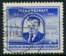 DDR 1952 Nr 302 Gestempelt X87382E - DDR