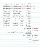 Falkland Pitcairn & Xmas Islands , Nauru Paraguay 12 Sets Run83 - Falkland Islands