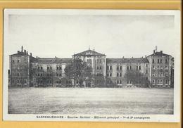 C.P.A. SARREGUEMINES - Quartier Galliéni - Sarreguemines