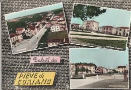 MANTOVA - PIEVE DI CORIANO - SALUTI DA.........C77 - Mantova