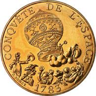 Monnaie, France, La Conquête, 10 Francs, 1983, FDC, Nickel-Bronze, Gadoury:816 - K. 10 Francs