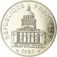 Monnaie, France, Panthéon, 100 Francs, 1983, Paris, FDC, Argent, Gadoury:898 - N. 100 Francs