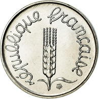 Monnaie, France, Épi, Centime, 1983, Paris, FDC, Stainless Steel, Gadoury:91 - France