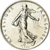 Monnaie, France, Semeuse, Franc, 1983, Paris, FDC, Nickel, Gadoury:474, KM:925.1 - H. 1 Franc
