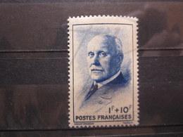 VEND BEAU TIMBRE DE FRANCE N° 569 , XX !!! (b) - 1941-42 Pétain