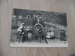 CPA 29 Finistère Fontaine Miraculeuse De Saint Léger - Autres Communes