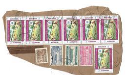 BANGLADESH 1983 Common Wealth Day Used Stamps. - Bangladesh