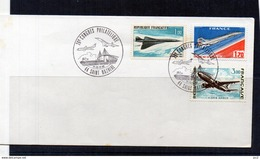 26e. Congrès Philatélique - Saint-Nazaire 19-20/04/80 (Concorde) - Marcophilie (Lettres)