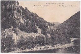 19. Gorges De La Dordogne. Paysage Près ESPONTOUR. 22 - France