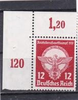 Deutsches Reich, Nr.690 Eckrand** (T 15662) - Ungebraucht