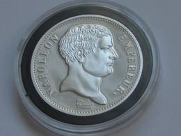 NAPOLEON 1er- 2 Francs 1807 Tête De Nègre  -  Magnifique Reproduction En Argent   **** EN ACHAT IMMEDIAT **** - France
