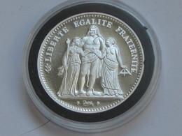 5 Francs CAMELINAT 1871  -  Magnifique Reproduction En Argent   **** EN ACHAT IMMEDIAT **** - France