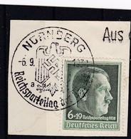 Deutsches Reich, Nr.672, Gest (T 15668) - Usados