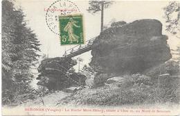 SENONES : LA ROCHE HENRY - Senones