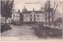 02. CHATEAU-THIERRY. Le Château De Belleau - Chateau Thierry