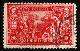 BRASILIEN BRAZIL [1908] MiNr 0177 ( O/used ) - Gebraucht