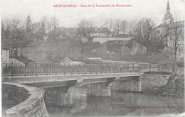 NEUFCHATEAU : PONT DE LA PROMENADE - Neufchateau