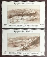 Palestine 1997 Landscapes MNH - Palestine