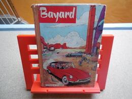 RECUEIL Bayard N°35. Du N°245 Au N°250 Et Du N°1 Au N°7 Novelle Série, 1961, Couverture DS Citroën.......3A0420 - Bayard